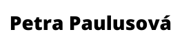Petra Paulusová